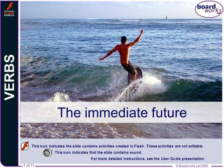The immediate future © 2006 Jupiterimages Corporation