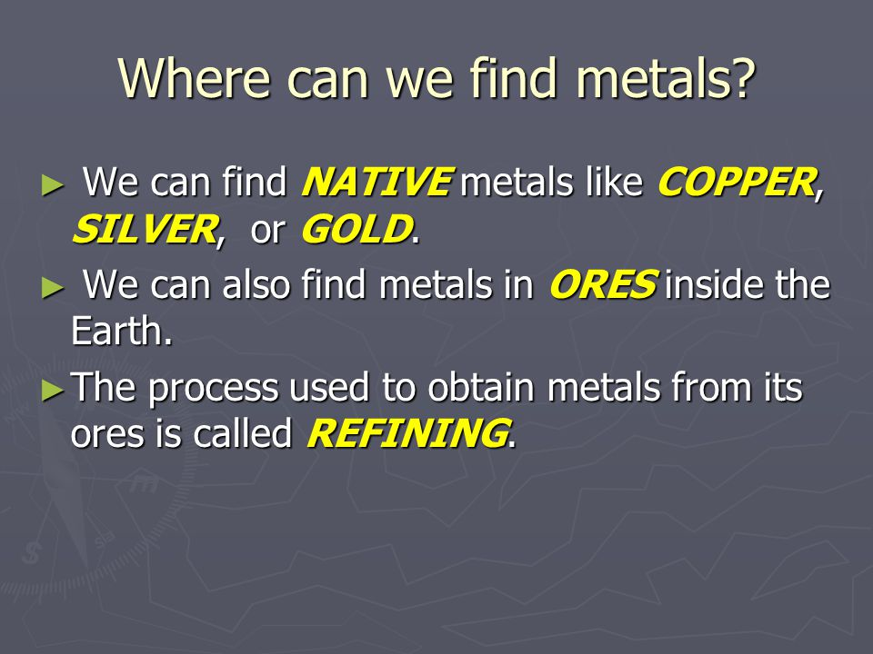 What is the most important metal.IRON is the most important metal.