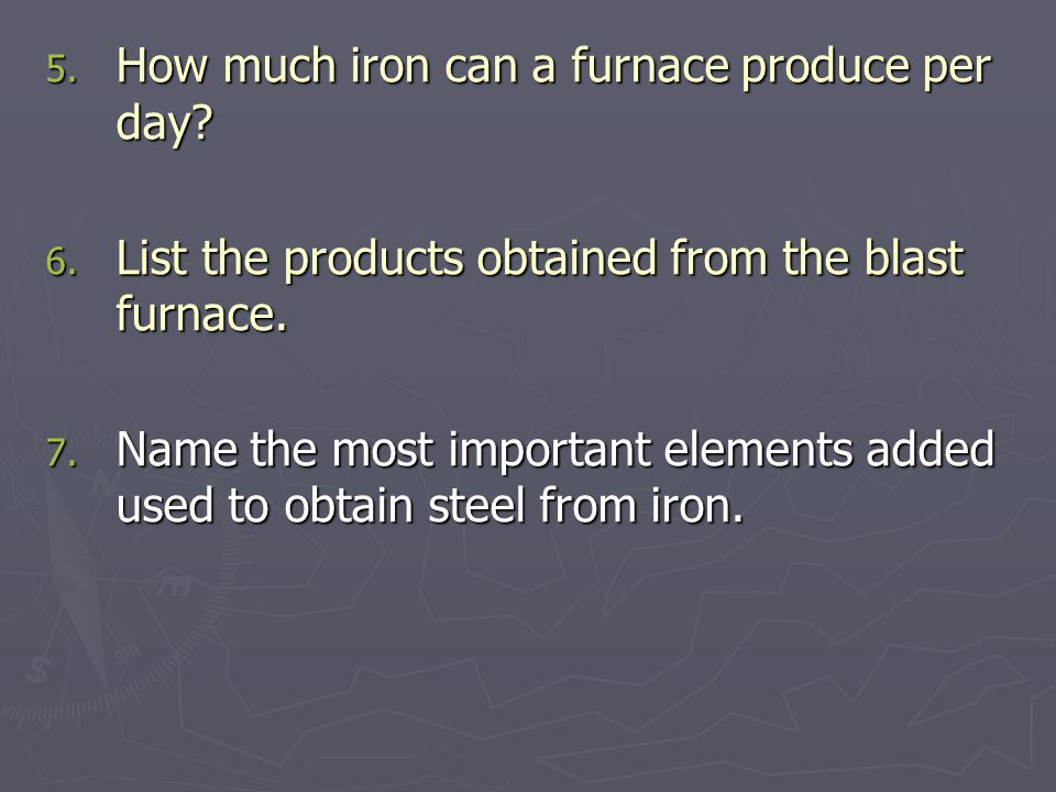 How are metallic material classified into.
