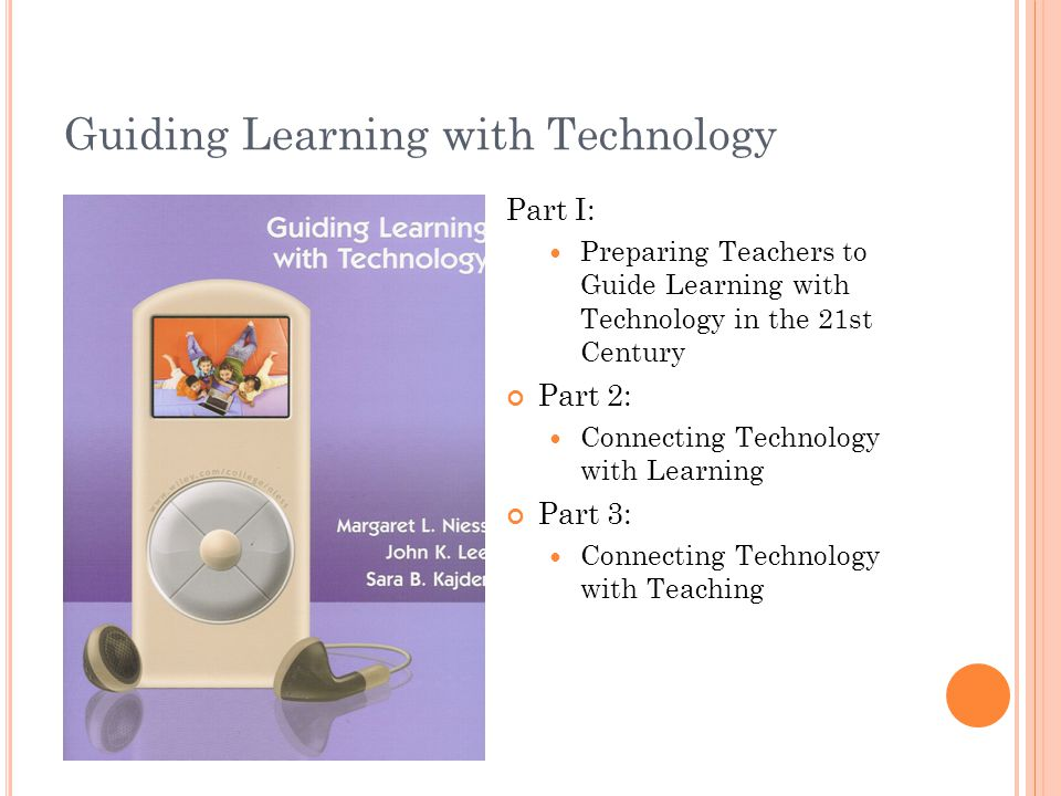Developing TPACK in Pre-service Courses Handbook of Technological Pedagogical Content Knowledge (TPCK) for Educators, 2008, New York: Routledge Part 1: – What is technological pedagogical content knowledge (TPCK).
