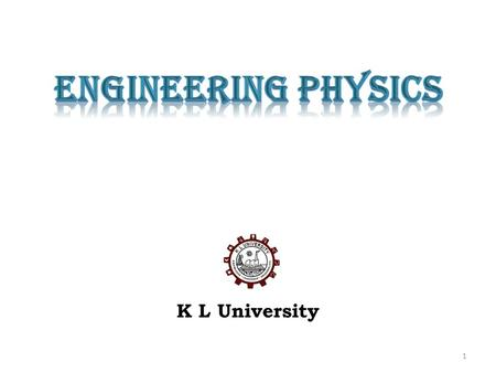 K L University 1. 2 MAGNETOSTATICS 3 Introduction to Magneto statics – Magnetic field, Magnetic force, Magnetic flux Biot-Savat's law -- Applications.