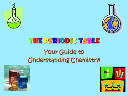 Your Guide to Understanding Chemistry!