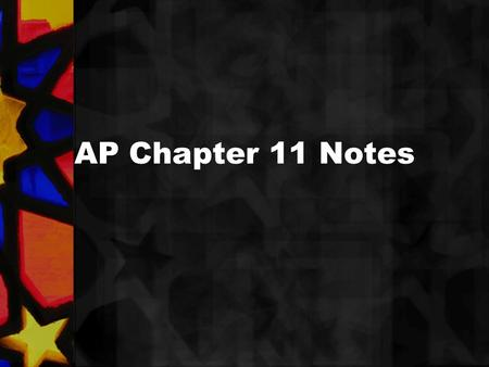 AP Chapter 11 Notes. Reactions and Calculations with Acids and Bases Neutralization Reactions - when stoichiometrically equivalent amounts of acid and.
