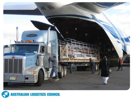 1. 2 A Smarter Supply Chain Using Information & Communications Technology to Increase Productivity in the Australian Transport & Logistics Industry Rocky.