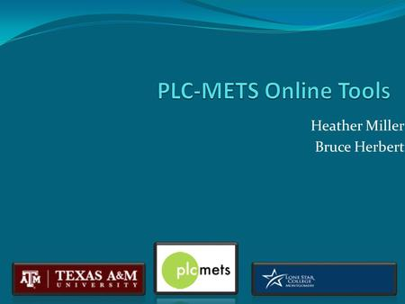 Heather Miller Bruce Herbert. Online Tools Digital Libraries Centra Webinars Schedule Wiki review.