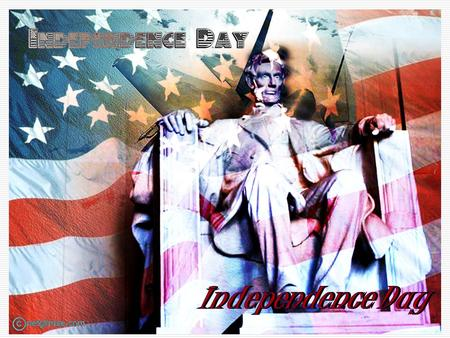 In the United States, Independence Day, commonly known as the Fourth of July, is a federal holiday commemorating the adoption of the Declaration of Independence.