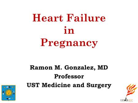 Heart Failure in Pregnancy