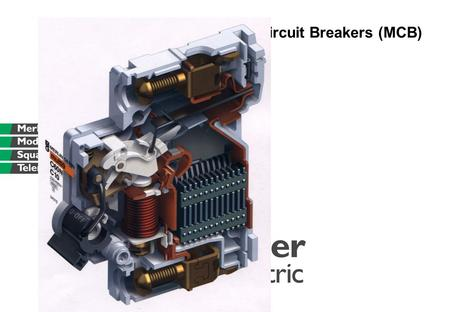 Miniature Circuit Breakers (MCB) Multi 9