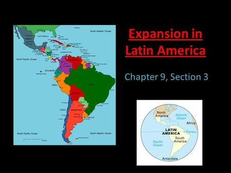 Expansion in Latin America
