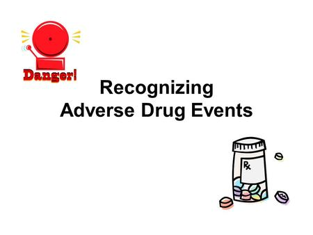 reducing adverse drug events in older adults Instead, our findings suggest that, because of the high risk for adverse events and the common outpatient use of insulin, warfarin, and digoxin, even small improvements in the use of these medications have greater potential for reducing the burden of serious adverse drug events among older americans, as measured by emergency department visits.