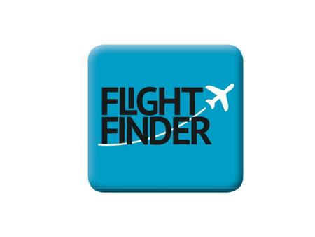 Cheap flights for flexible users. Flight Finder©