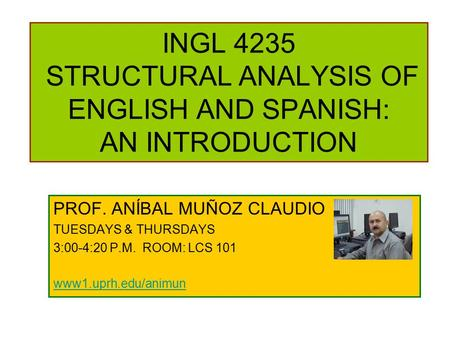 structural analysis in english pdf
