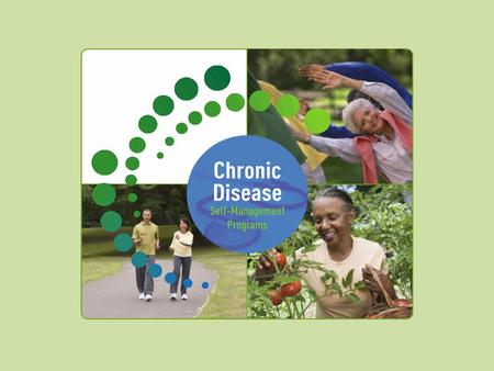 Chronic Disease in the U.S. At least one chronic disease = 1 in 2 adults –[##%] of people in [STATE NAME] have arthritis –[##%] of people in [STATE NAME]