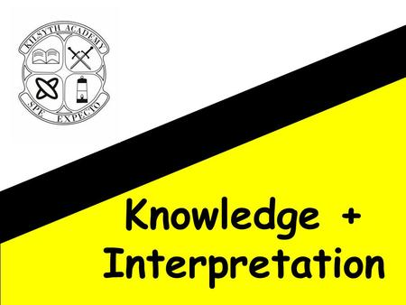 KILSYTH ACADEMY TECHNICAL DEPARTMENT INTERMEDIATE 2 GRAPHICS KNOWLEDGE AND INTERPRATATION REVISON BOOKLET PLANOMETRI C VIEWS Click to edit Master title.