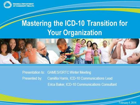 Mastering the ICD-10 Transition for Your Organization