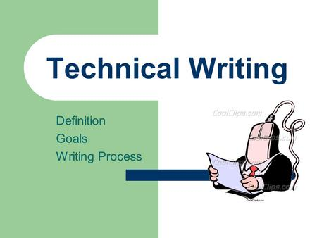 Ethics in technical writing