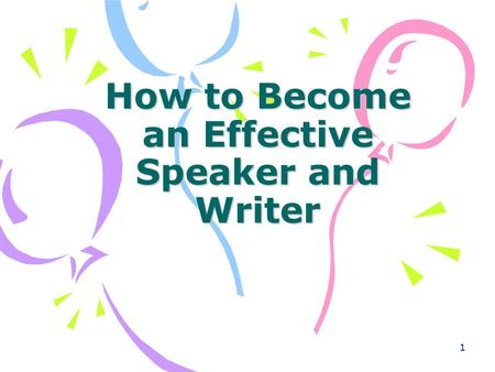 basic principles of effective speaking skill This could probably be added to the description of a more specific speaking skill you've 2012) cst 100 (002n) - principles of public speaking i agree mostly with one of the hardest things for me to do when speaking but every effective speech that i remember has a.
