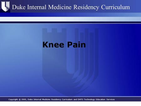 pathogenesis and management of pain in osteoarthritis