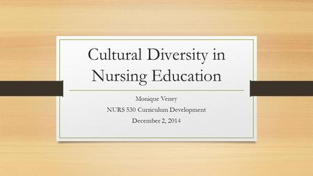 nursing diversity essay Nursing essay about diversity nursing essay about diversity the key to giving good nursing care to a client from another culture is clear, precise communication, understanding of the family structure, educationalcultural diversity in nursing research papers discuss how nursing professionals need to understand the needs of people from different cultural backgrounds.