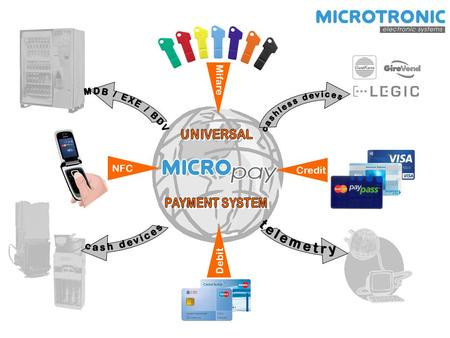 UNIVERSAL PAYMENT SYSTEM