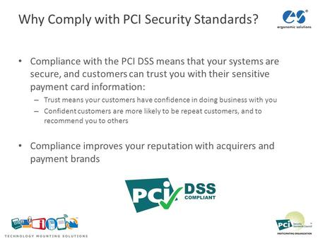 Why Comply with PCI Security Standards?