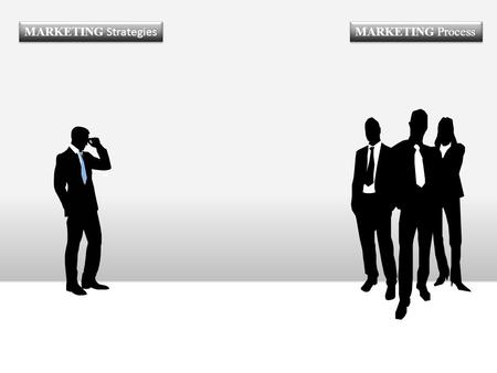 MARKETING Strategies MARKETING Process.