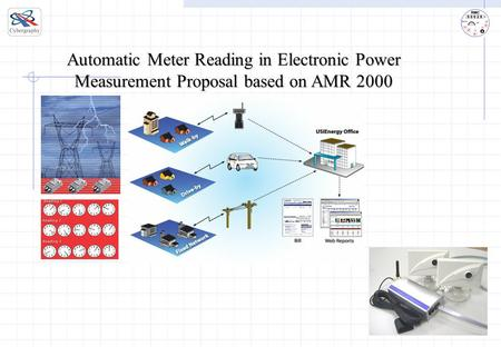 1 Automatic Meter Reading in Electronic Power Measurement Proposal based on AMR 2000.