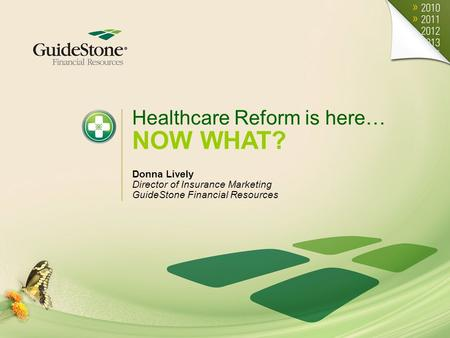 the benefits of healthcare reform