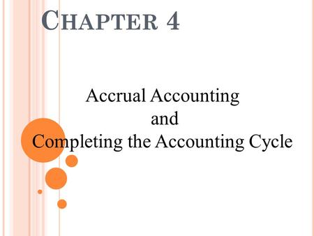 completing the accounting cycle part 2 Chapter 5: completing the accounting cycle 52 wiley solution to demonstration problem a (continued) j meadows, solicitor worksheet for the year ended 31 december 2003.