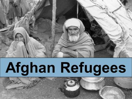 The Economic Toll of Afghanistan's Refugee Crisis