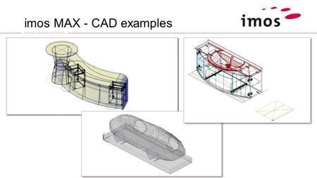 Interior Design Software Imos MAX
