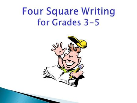  Four-square writing is a method of teaching basic writing skills that is applicable across grade levels and curriculum areas. It can be applied for.