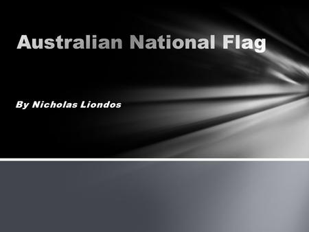 By Nicholas Liondos. King Edward VII in 1901 to 1902 came up with the design for the Australian national flag. Over the next few years, the exact specifications.