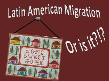 To migrate means to leave one's own country To immigrate means to move to a new country – In other words: I would migrate away from the United States,