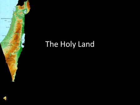 The Holy Land. The entire Land of Israel is rich with Biblical and non-Biblical history. As a believer, traveling to Israel is one of the most powerful.