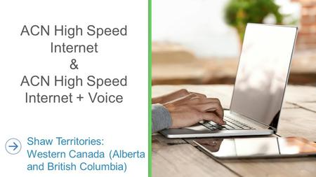 ACN High Speed Internet + Voice