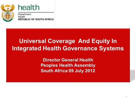 integrated governance health policy essay And market options available across a broad range of research projects there is a convergence in reframing the policy problem away from the specific to the broad the core issues are governance, policy integration and institutional coordination, and relative public versus government responsibility we spend too much time.