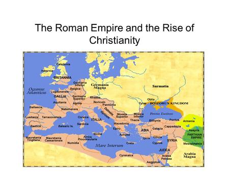 the role and importance of religion in rome Before discussing the role of religion in the republic, it is important to first discuss  the religion itself roman religion was a mash-up of original.