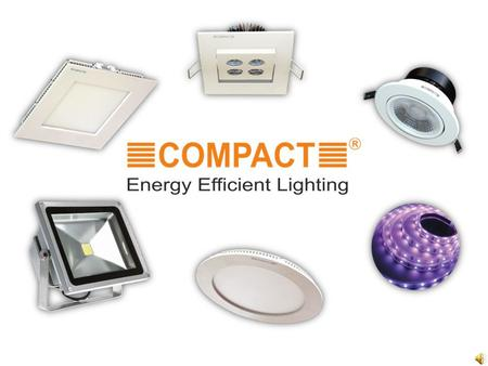  Leading provider of lighting solutions  Manufacturing facilities spread across 2 units in North India  Extensive market reach covering major cities.