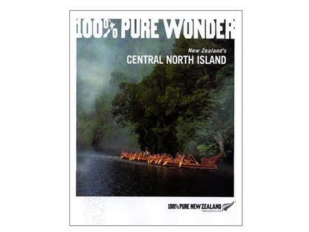 100% Pure Wonder Central North Island Touring Routes  Pacific Coast Highway  Thermal Explorer Highway Finding the things that make New Zealand different.