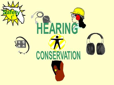 Course Objectives Occupational Noise Exposure Monitoring Requirements