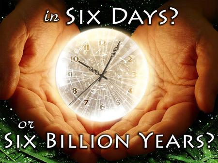 "Examining the Day-Age Theory Theory: ""Days"" in Genesis 1 are not literal 24-hr periods ""Days"" in Genesis 1 are lengthy eons of time Theory: ""Days"" in."