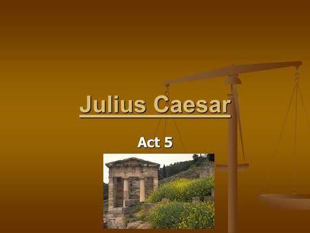 a look at the theme of revenge in shakespeares julius caesar Let's take a look at caesar caesar's spirit will continue to seek revenge wilson knight's the imperial theme moved criticism of julius caesar.