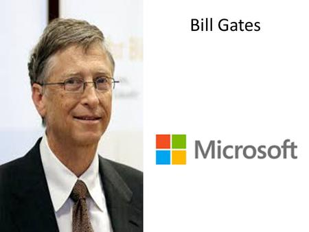 <strong>Bill</strong> <strong>Gates</strong>. Short bio William Henry <strong>Gates</strong> III was born on October 28th 1955 in Seattle, Washington (Codim 17). <strong>Bills</strong> father, <strong>Bill</strong> <strong>Gates</strong> Jr., worked as.