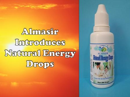 Natural D3 Drops  Natural Energy Drops is the unique product produced under GMP Regulations  100% natural drops extracted from seaweed one of the richest.