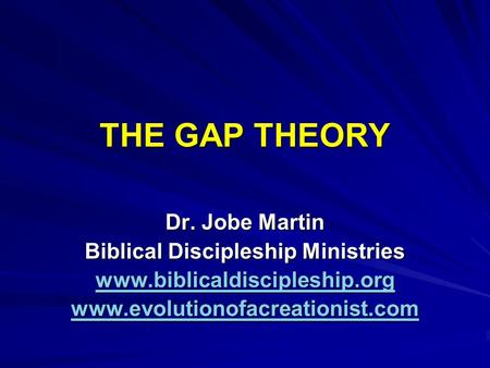 define theistic evolution View theistic evolution research papers on academiaedu for free.
