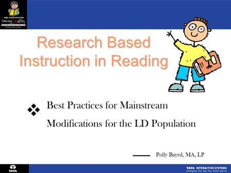 best practices in reading instruction