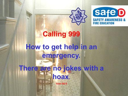 How to get help in an emergency. There are no jokes with a hoax.