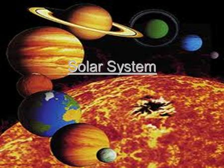 Solar System. Mercury Mercury is the first planet in the solar system Mercury is the first planet in the solar system It takes 88 days to orbit the Sun.