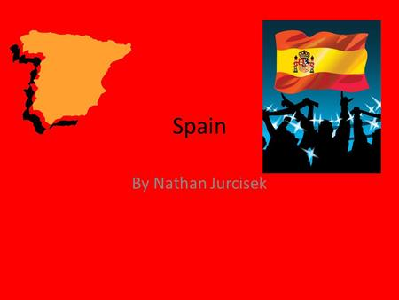 Spain By Nathan Jurcisek. Languages The most important language is Spanish. People also speak Catalan, Basque, and Galician.